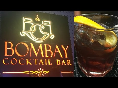 Bombay Cocktail Bar | Mumbai Night Life