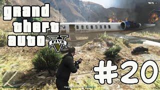 GTA 5 Прохождение Часть #20 Черный вертолет / Свободное падение(Grand Theft Auto V (сокр. GTA V) — мультиплатформенная видеоигра в жанре Action и открытый мир, разработанная компанией..., 2015-04-23T17:40:58.000Z)