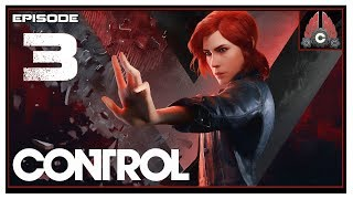 Let's Play Control With CohhCarnage (Thanks To Remedy For The Key) - Episode 3