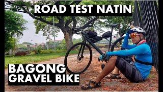Gravel Bike na Bagong Bili -  Road Test Natin!!!