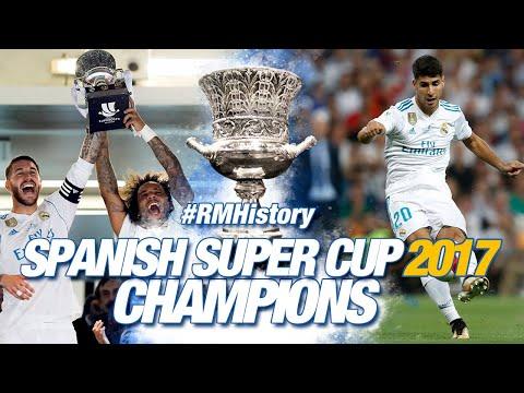 FULL MATCH | Real Madrid 2-0 Barcelona | Supercopa de España 2017