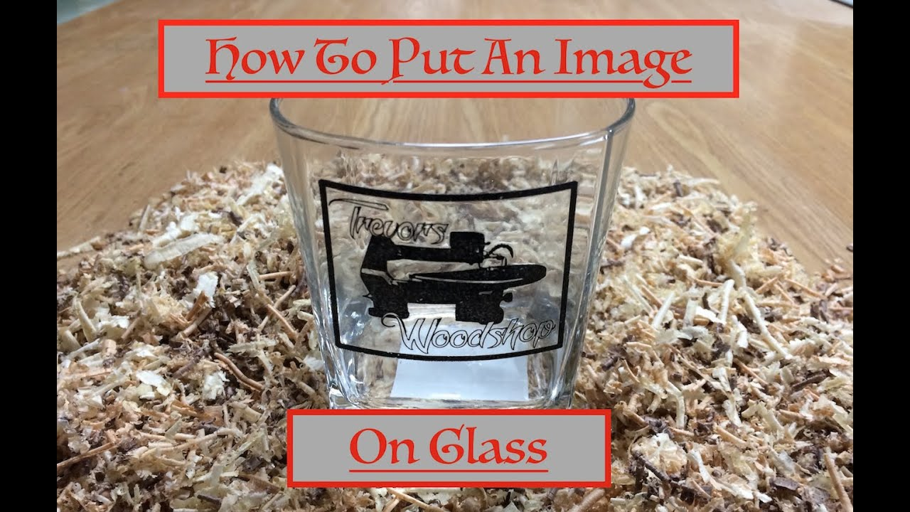 how to transfer an image to glass youtube