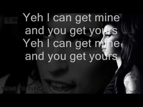 AMY WINEHOUSE - ADDICTED LYRICS - SONGLYRICS.com