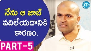 Professional Mountaineer Shekhar Babu Bachinepally Interview Part #5 || Dil Se With Anjali