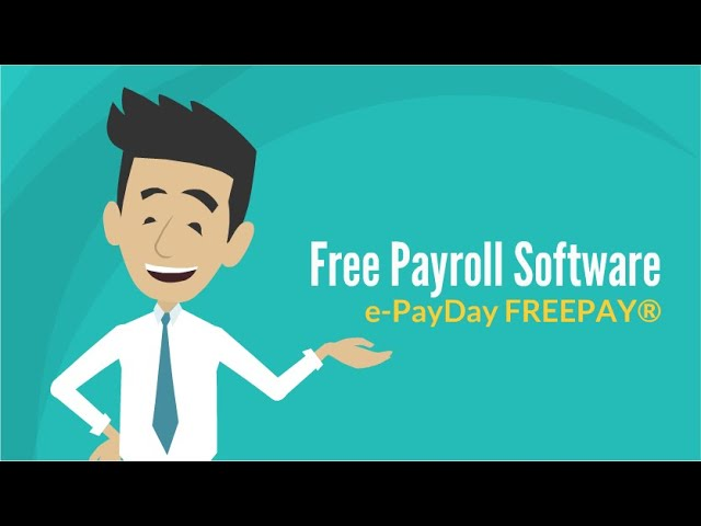 e-PayDay FREEPAY® - Free Single Touch Payroll Software