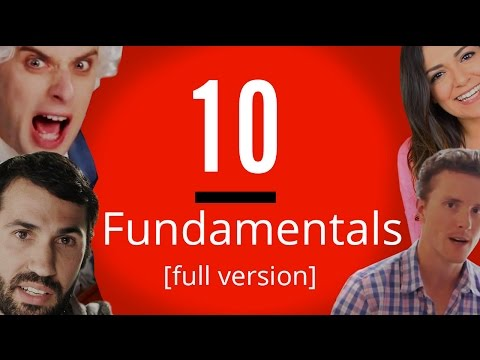 The 10 YouTube Fundamentals (ft. Matt Koval)