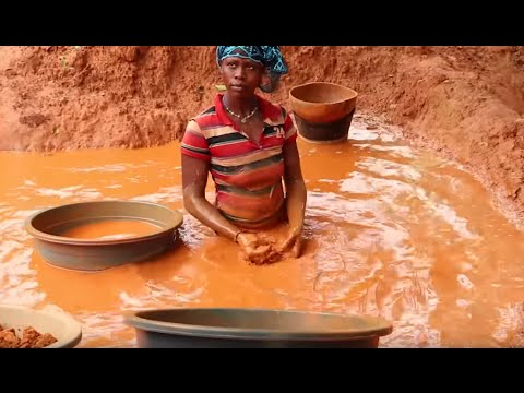Inside Ivory Coast's hidden gold rush