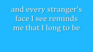 Homeward Bound (Lyrics)