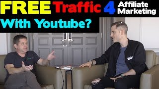 Boost Your Affiliate Traffic FREE With Youtube Videos - With Sean Cannell Affiliate Marketing Tips