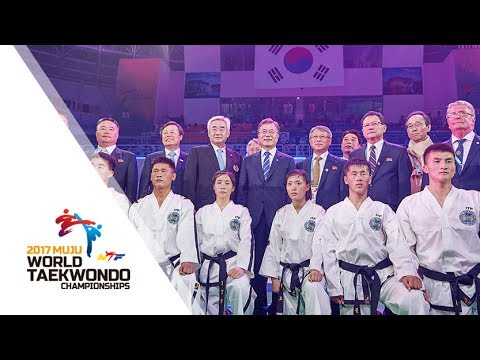 2017 World Taekwondo Championships Opening Ceremony