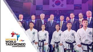 2017 World Taekwondo Championships Opening Ceremony -Highlights