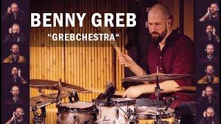 "Meinl Cymbals – Benny Greb ""Grebchestra"""