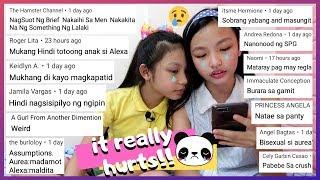READING PEOPLE'S ASSUMPTIONS ABOUT US   Rich Kids!!?   Aurea & Alexa