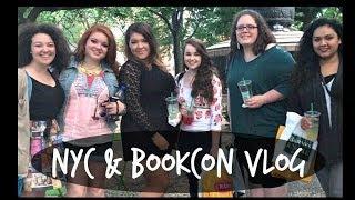 NYC & BOOKCON VLOG Thumbnail