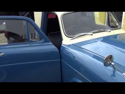 Trojan Cars classic Austin A55 Light van 1959- the rare one!