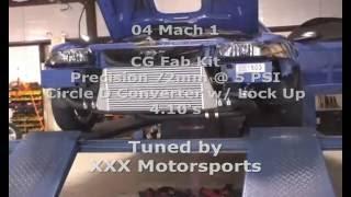 turbo mach 1 vs turbo 5 3 swap 350z vs tvs gt500 vs gtr vs 351w fox