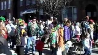 2009 St. Louis Dog Parade in Soulard neighborhood