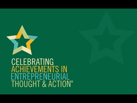 Celebrating Achievements in Entrepreneurial Thought & Action®