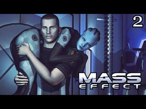 Mass Effect - Спасали Лиару, немного квестов (моды на Hi-res текстуры)