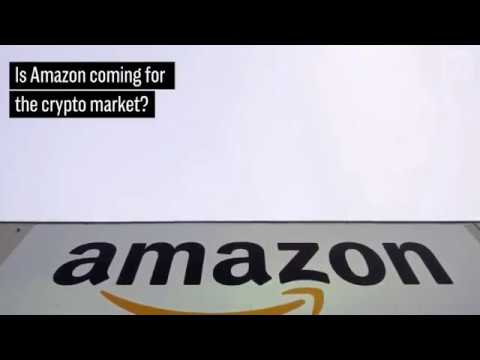 Amazon bought Cryptocurrencies domain names