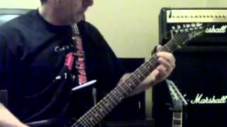 crypts of eternity-cover song from-slayer-off there 1985 release-hell awaits-