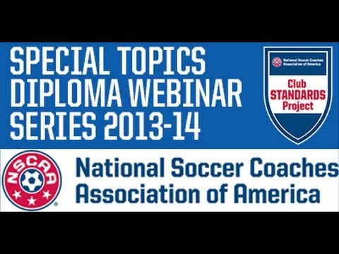 NSCAA Defending Principles #1 - Introduction