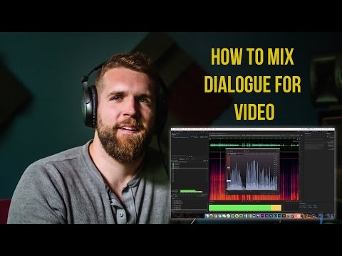 How to Mix Dialogue for Video // Mixing Dialogue in Adobe Audition and Premiere Pro CC