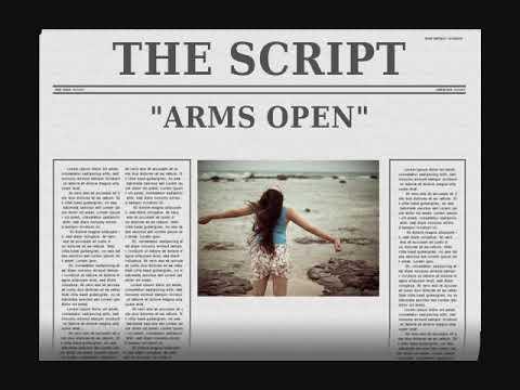 The Script - Arms Open