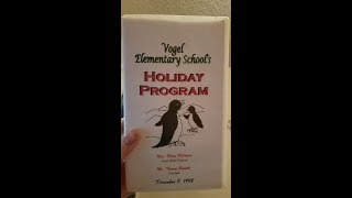 Vogel Elementary Holiday Program (Dec. 8, 1998) - Part 2
