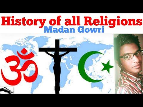 History of Religion | Tamil | Madan Gowri | MG