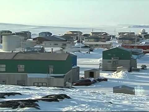 Aboriginal peoples in Inukjuak (northern Quebec)
