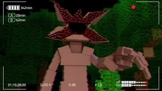 Minecraft: DEMOGORGON ! - COISAS ESTRANHAS Ep.4 ‹ CORUJ4 ›