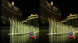 Las Vegas 3D Nights (Side by Side)