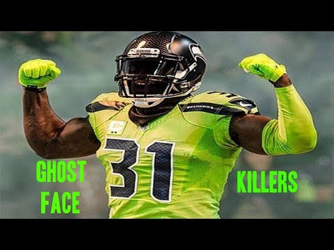 Kam Chancellor Ghost Face Killers 21 Savage And Offset Ft  Travis Scott Nfl Career Highlights