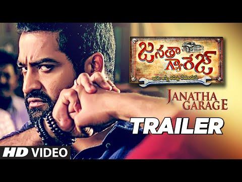 Janatha Garage Telugu Theatrical Trailer |...