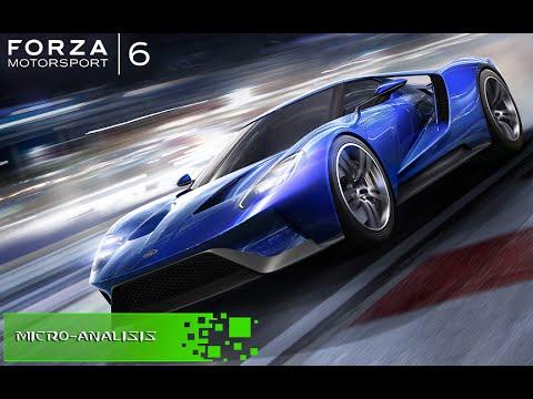 MicroAnalisis -  Forza Motorsport 6