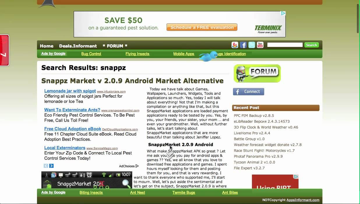 snappz market