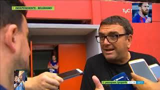 INDEPENDIENTE VS BELGRANO PASO A PASO 11/11/2018