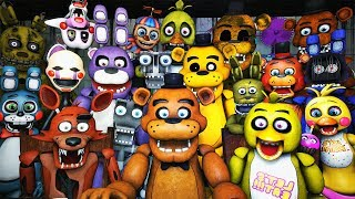 Уникальный тест: КАКОЙ ТЫ АНИМАТРОНИК | Five Nights at Freddy