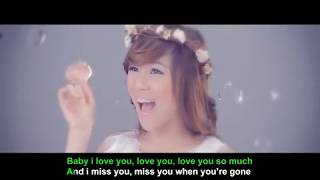 Download lagu Cherrybelle - Love Is You [ Official Lyric Video ]