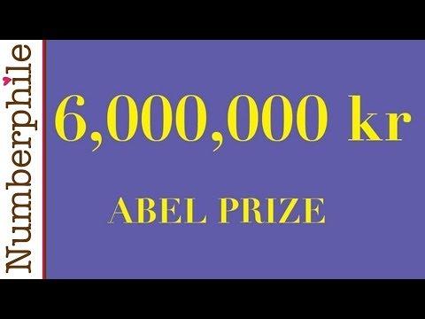 6,000,000 and Abel Prize - Numberphile