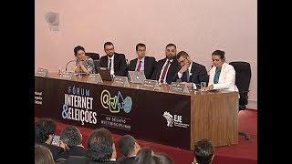 O Tribunal Superior Eleitoral realizou o Fórum Internet e eleições com destaque para as fake news, ou notícias falsas.