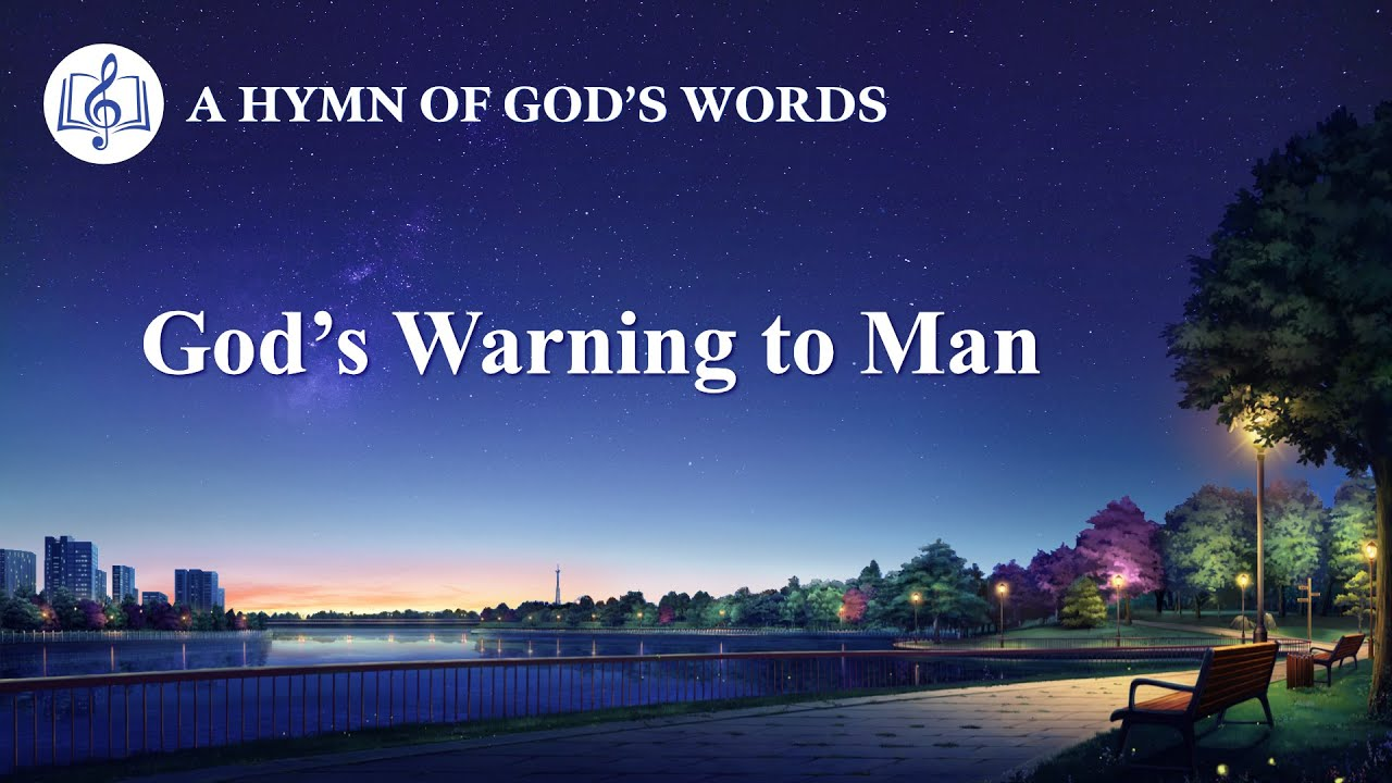 "2020 English Devotional Song With Lyrics | ""God's Warning to Man"""