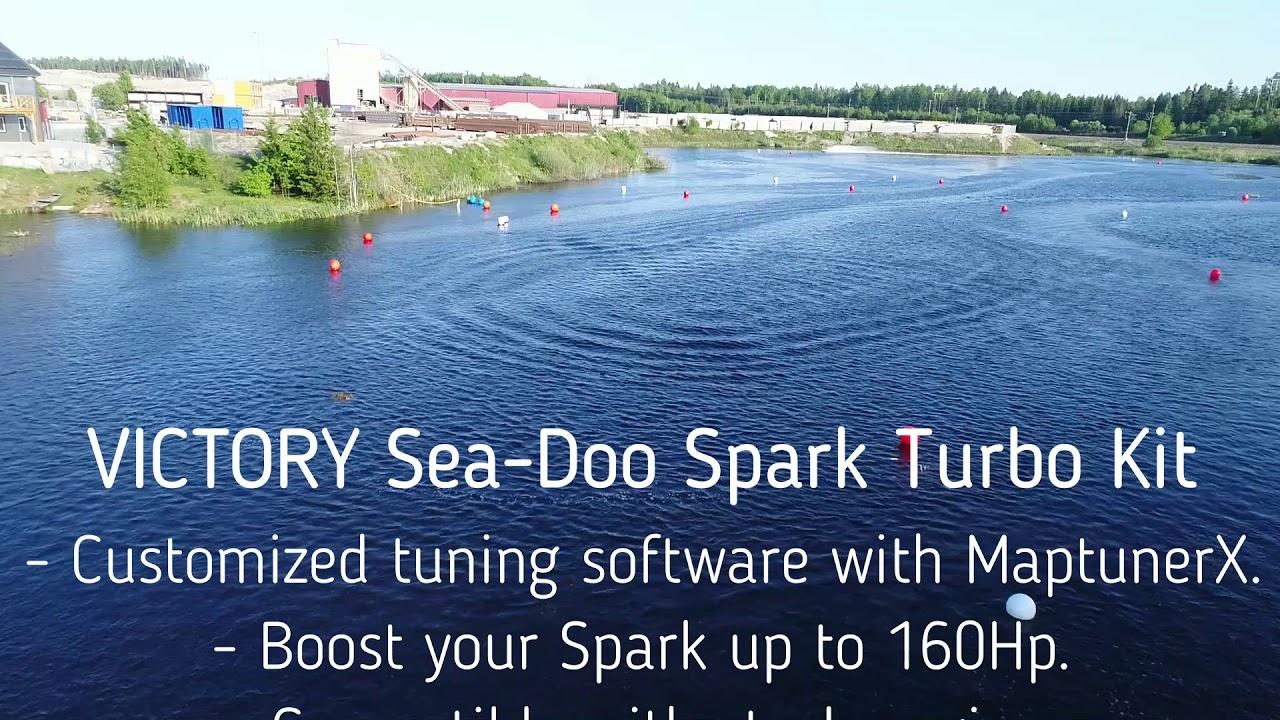 VICTORY Sea-Doo Spark Turbo Kit | Maptun Powersports