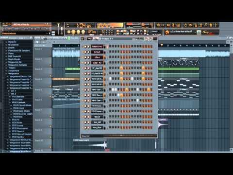 Skrillex - All i Ask of You(FL Studio Short Remake w/FLP)