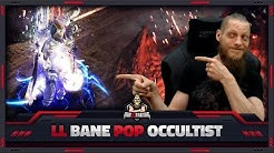 [PATH OF EXILE] – 3.9 – LOW LIFE BANE POP OCCULTIST – THE HYPER CARRY!