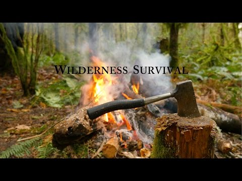 Wilderness Survival - Anake Outdoor School Curriculum