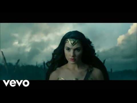 Sia - To Be Human feat. Labrinth (Official Video From The Wonder Woman Soundtrack)