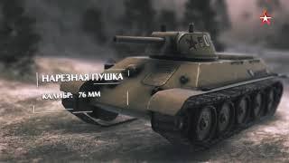 Танк Т-34 Лучший из лучших Документальный фильм