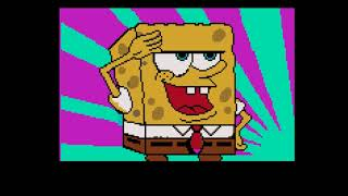 Spongebob Squarepants: Legend of the Lost Spatula (2001) (full playthrough)